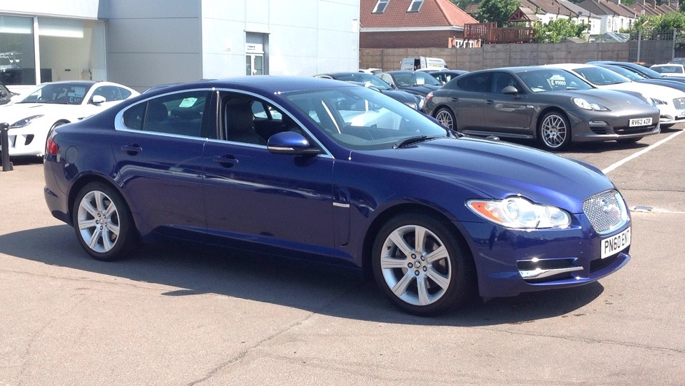 Jaguar XF Luxury Upgraded Alloys, RPC.  3.0 Automatic 4 door Saloon (2011) image