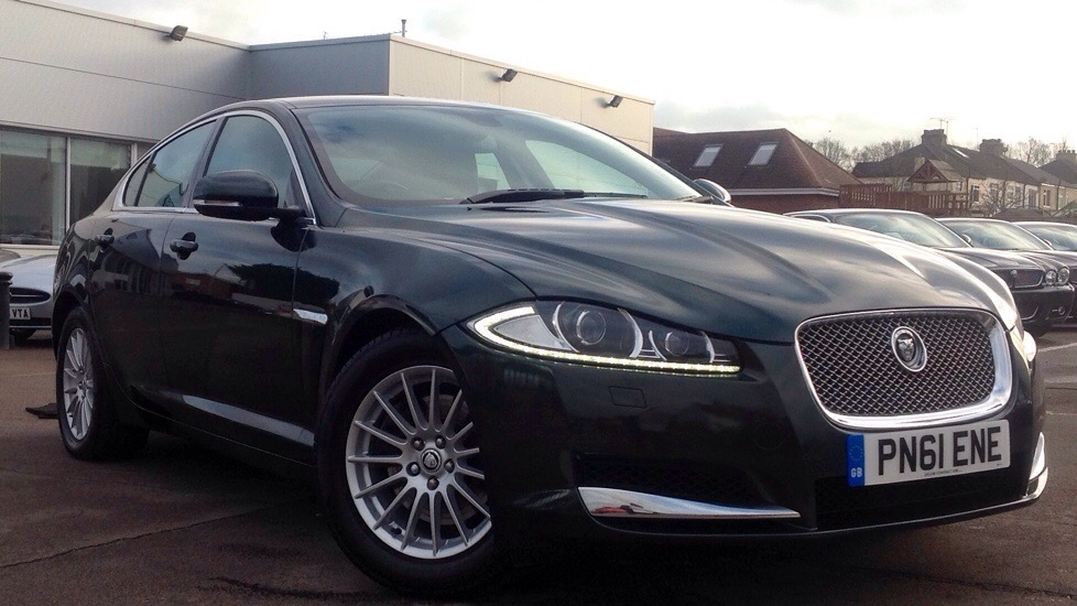 Jaguar XF 2.2d Luxury 4dr Auto Low Mileage Diesel Automatic Saloon (2012) image