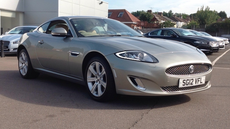 Jaguar XK V8 Low Miles 5.0 Automatic 2 door Coupe (2012) image