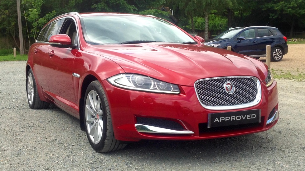 Jaguar XF 2.2d [200] Premium Luxury 5dr Diesel Automatic Estate (2014) image
