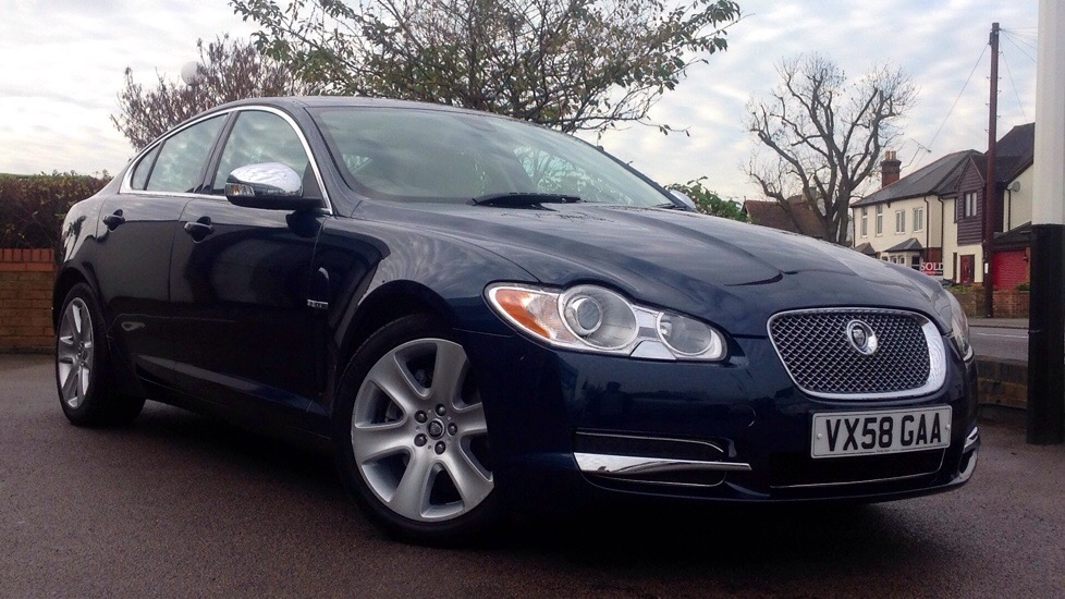 Jaguar XF Premium Luxury Low Miles 2.7 Diesel Automatic 4 door Saloon (2008) image