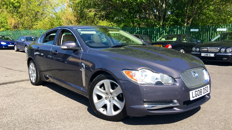 Jaguar XF 2.7d Premium Luxury Diesel Automatic 4 door Saloon (2008) image