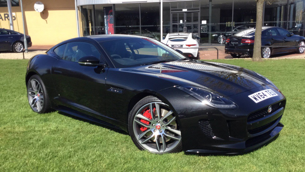 Jaguar F-TYPE V8 Supercharged Coupe 5.0 Automatic 2 door (2015) image