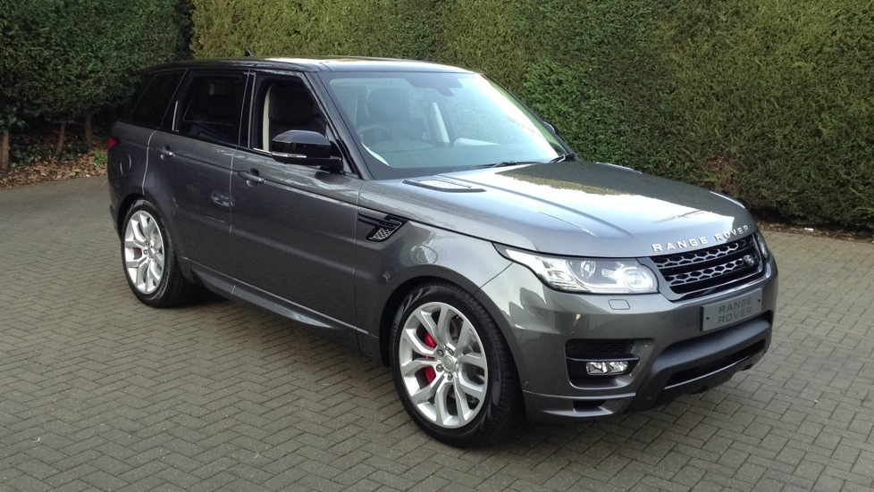 Land Rover Range Rover Sport 5.0 S/C Autobiography Dynamic Automatic 5 door 4x4  (2014) image