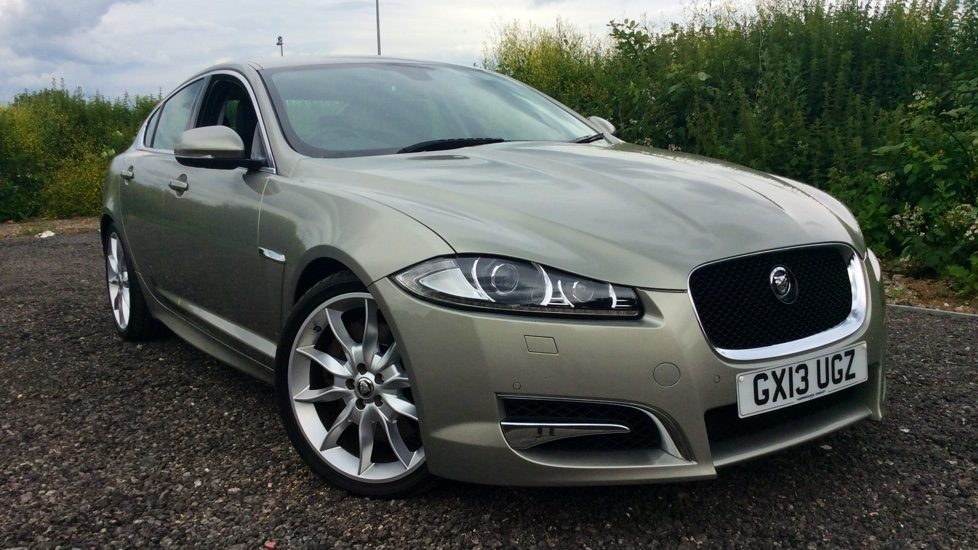 Jaguar XF 3.0d V6 S Premium Luxury [Start Stop] Diesel Automatic 4 door Saloon (2013) image