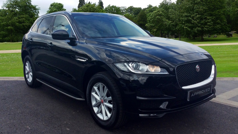 used jaguar f pace estate cars for sale grange. Black Bedroom Furniture Sets. Home Design Ideas