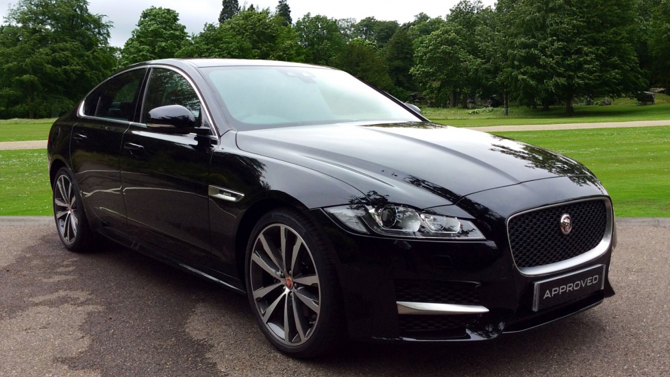 jaguar xf 250 r sport automatic 4 door saloon 2017. Black Bedroom Furniture Sets. Home Design Ideas