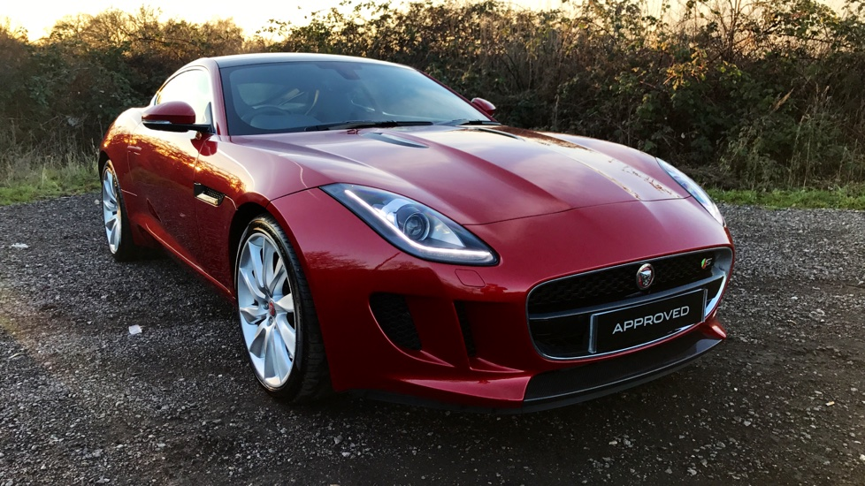 used jaguar f type cars for sale grange. Black Bedroom Furniture Sets. Home Design Ideas