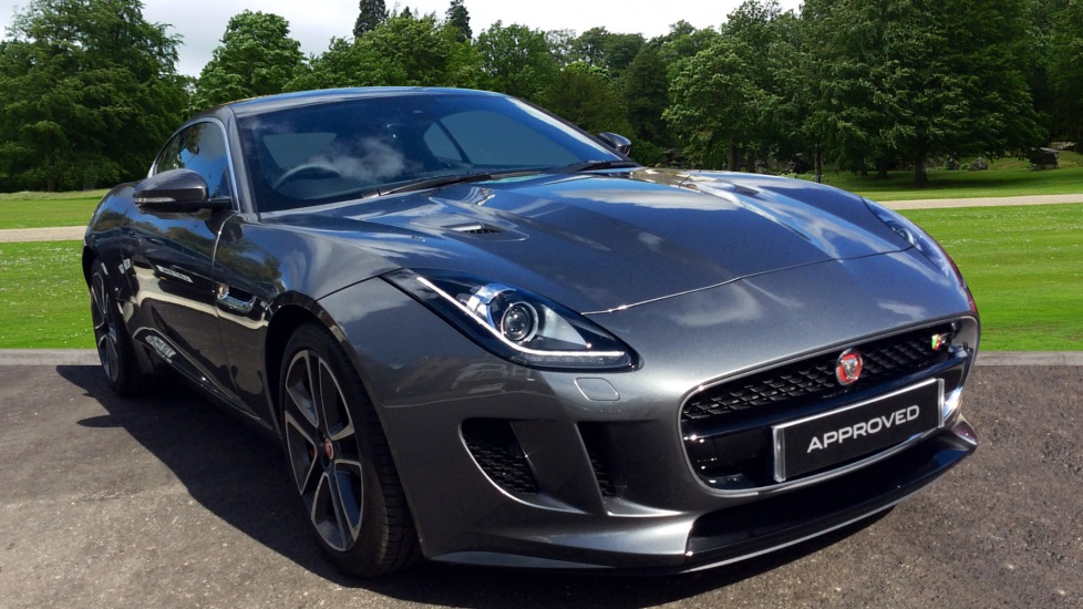 Jaguar F-TYPE 3.0 Supercharged V6 S 2dr AWD Automatic Coupe (2017) image