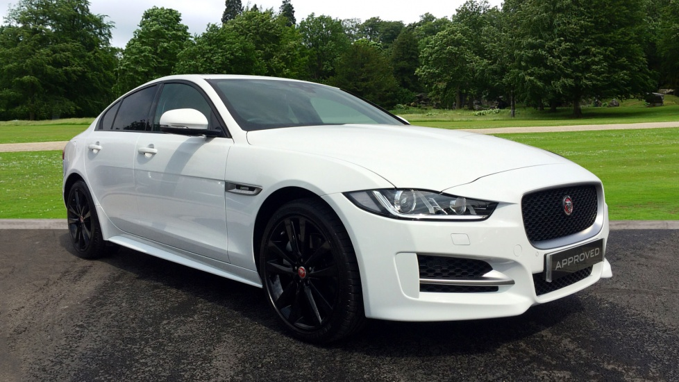 used jaguar xe white cars for sale motorparks. Black Bedroom Furniture Sets. Home Design Ideas
