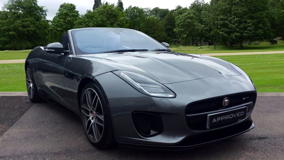 Jaguar F-TYPE 3.0 [380] Supercharged V6 R-Dynamic 2dr Automatic Convertible (2018) image