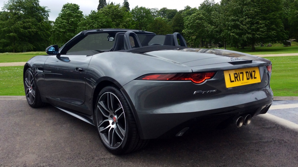 Jaguar F-TYPE 3.0 [380] Supercharged V6 R-Dynamic 2dr ...