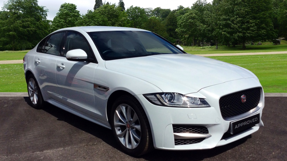 jaguar xf 180 r sport 4dr auto diesel automatic. Black Bedroom Furniture Sets. Home Design Ideas