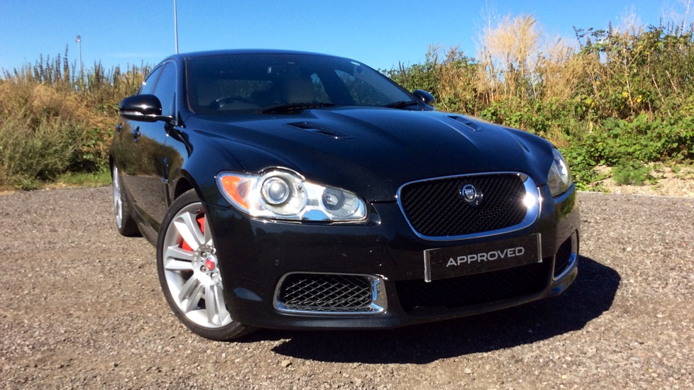 Jaguar XF 5.0 V8 Supercharged XFR Automatic 4 door Saloon (2011) image