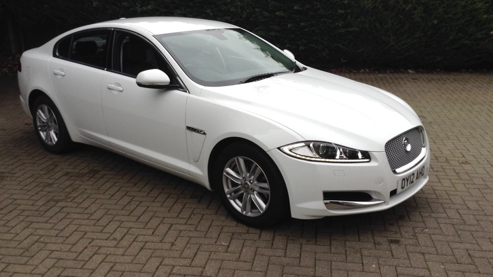 Jaguar XF 2.2d [163] Luxury 4dr Auto Diesel Automatic Saloon (2012)
