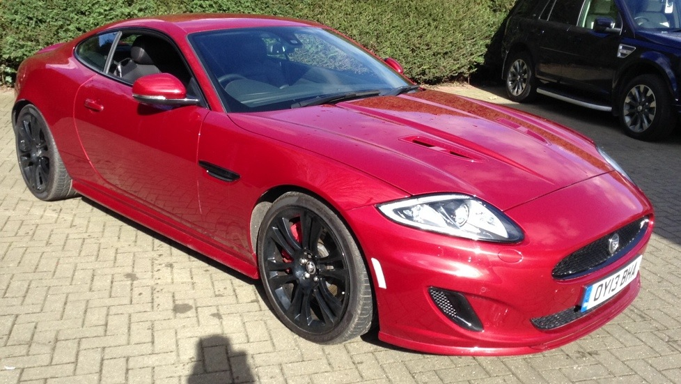 Jaguar XKR 5.0 Supercharged V8 R 2dr Auto Automatic Coupe (2013)