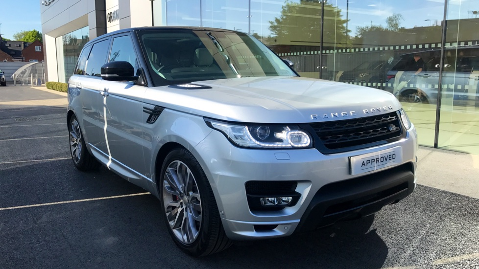 Land Rover Range Rover Sport 4.4 SDV8 Autobiography Dynamic 5dr Diesel Automatic 4x4 (2015) image