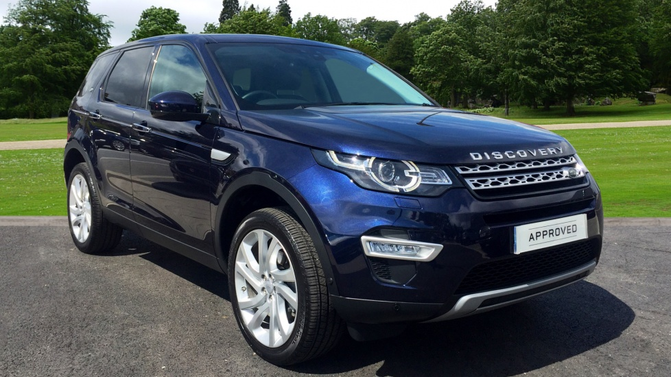 land rover discovery sport 2 0 td4 180 hse luxury 5dr panoramic roof privacy glass diesel. Black Bedroom Furniture Sets. Home Design Ideas