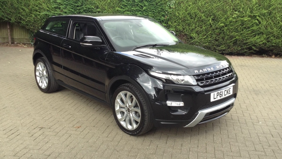 Land Rover Range Rover Evoque 2.2 SD4 Dynamic 3dr Lux Pack - 2011 -2015 - Fixed Panoramic Roof - Privacy Glass -  Diesel Automatic Estate (2011) image
