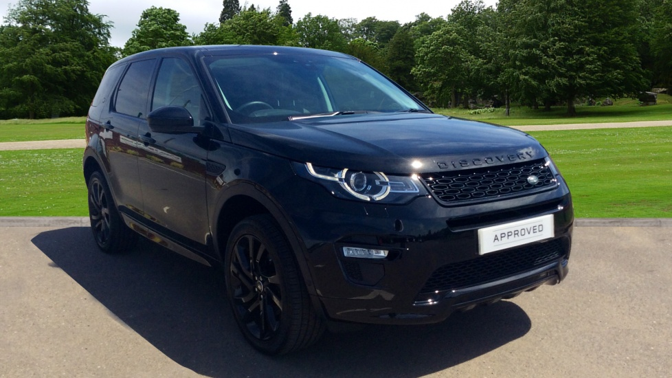 Land Rover Discovery Sport 2 0 Td4 180 Hse Dynamic Lux 5dr