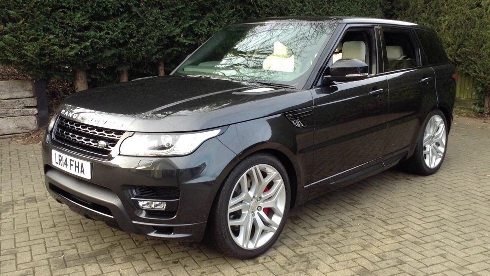 Land Rover Range Rover Sport 5.0 Supercharged AutoBiography Dynamic Automatic 5 door 4x4  (2014) image