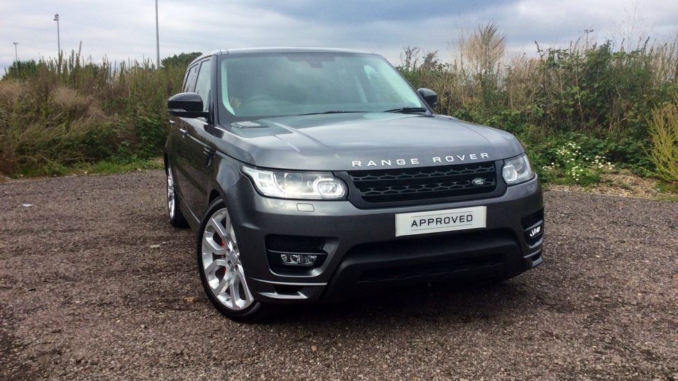 land rover range rover sport 4 4 sdv8 autobiography dynamic 5dr diesel automatic 4x4 2016. Black Bedroom Furniture Sets. Home Design Ideas