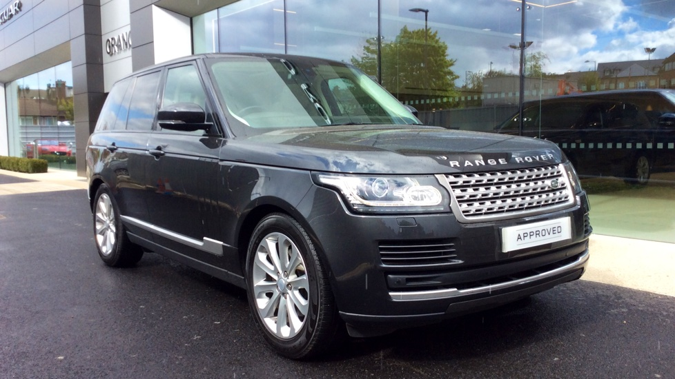 Land Rover Range Rover 3.0 TDV6 Vogue 4dr Diesel Automatic Estate (2015) image