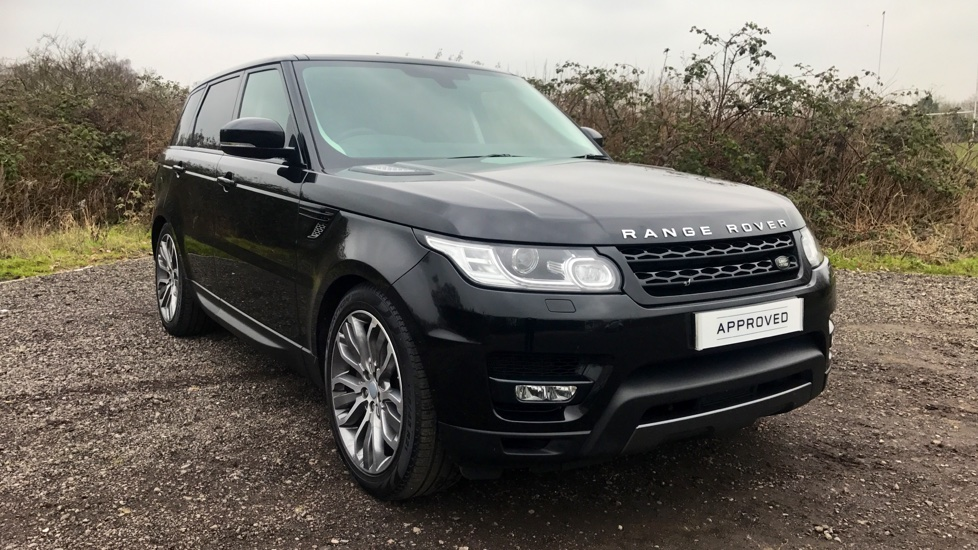 used land rover range rover sport land rover barnet. Black Bedroom Furniture Sets. Home Design Ideas