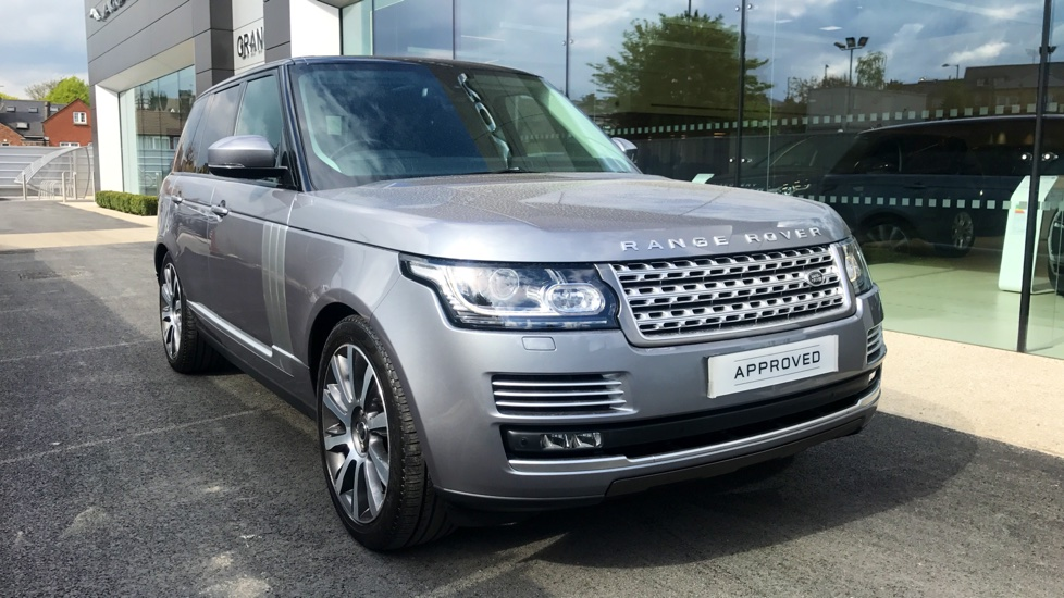 Land Rover Range Rover 3.0 TDV6 Vogue 4dr Diesel Automatic Estate (2013) image