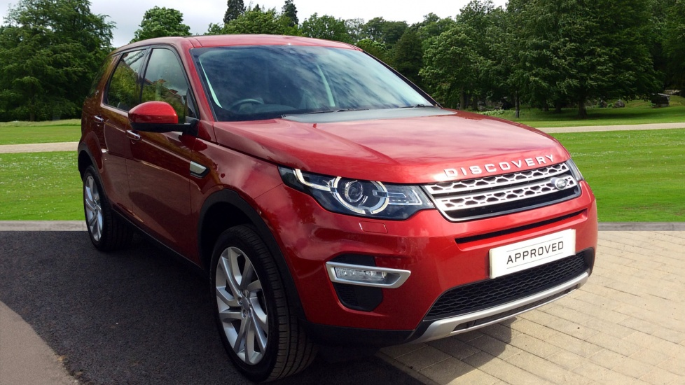 Land Rover Discovery Sport 2.0 TD4 180 HSE Luxury 5dr Diesel Automatic Estate (2016) image