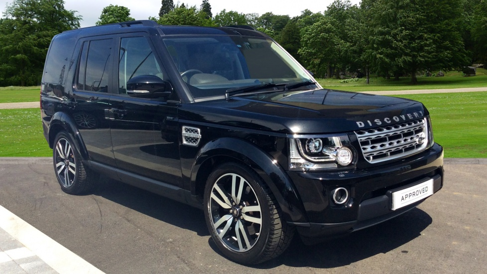 Land Rover Discovery 3.0 SDV6 HSE Luxury 5dr Diesel Automatic (20) image