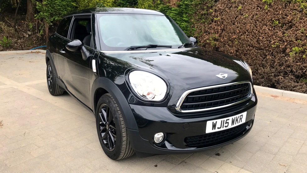 Mini Paceman 1.6 Cooper 3dr Coupe (2015) image