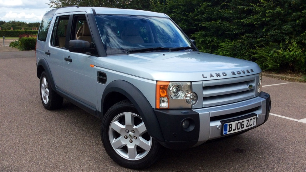 Land Rover Discovery 2.7 Td V6 HSE 5dr Diesel Automatic 4x4 (2006) image
