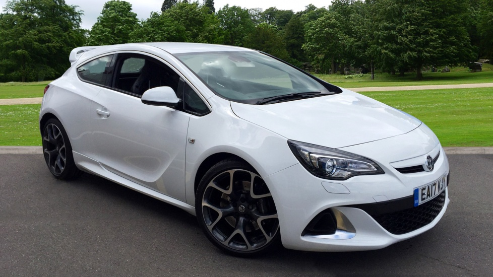 Vauxhall Astra GTC 2.0T 16V VXR 3dr Coupe (2017) image