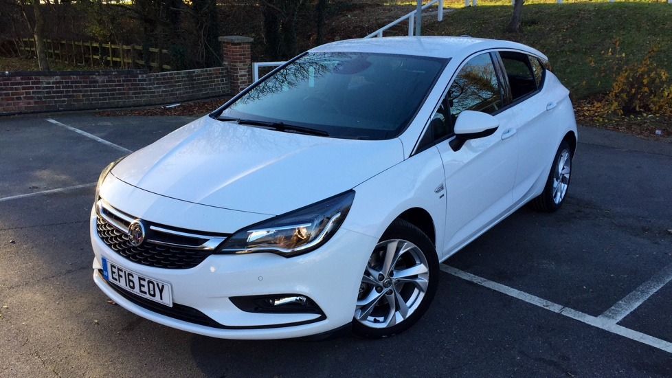 Vauxhall Astra 1.6 CDTi 16V 136 SRi Diesel Automatic 5 door Hatchback (2016) image