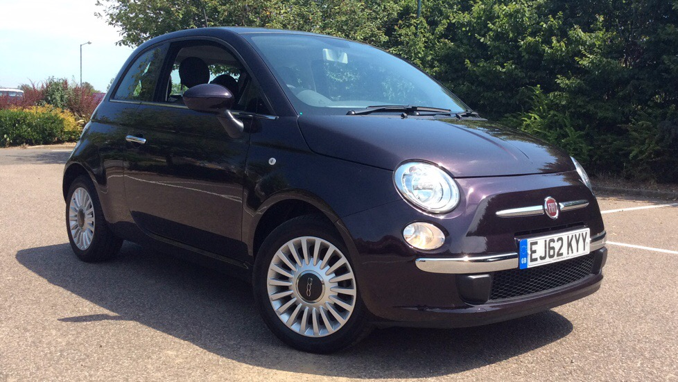 Fiat 500 1.2 Lounge 3dr [Start Stop] Hatchback (2102) image