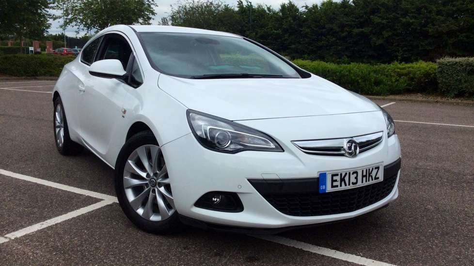 Vauxhall Astra GTC 1.4T 16V 140 SRi Automatic 3 door Coupe (2013) image