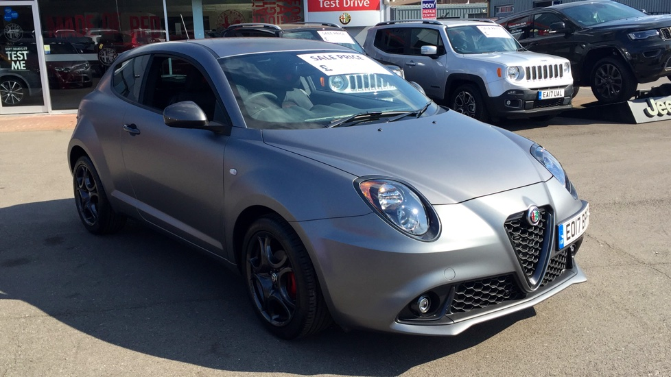 Alfa Romeo MiTo 0.9 TB TwinAir Speciale 3dr Hatchback (2017) image
