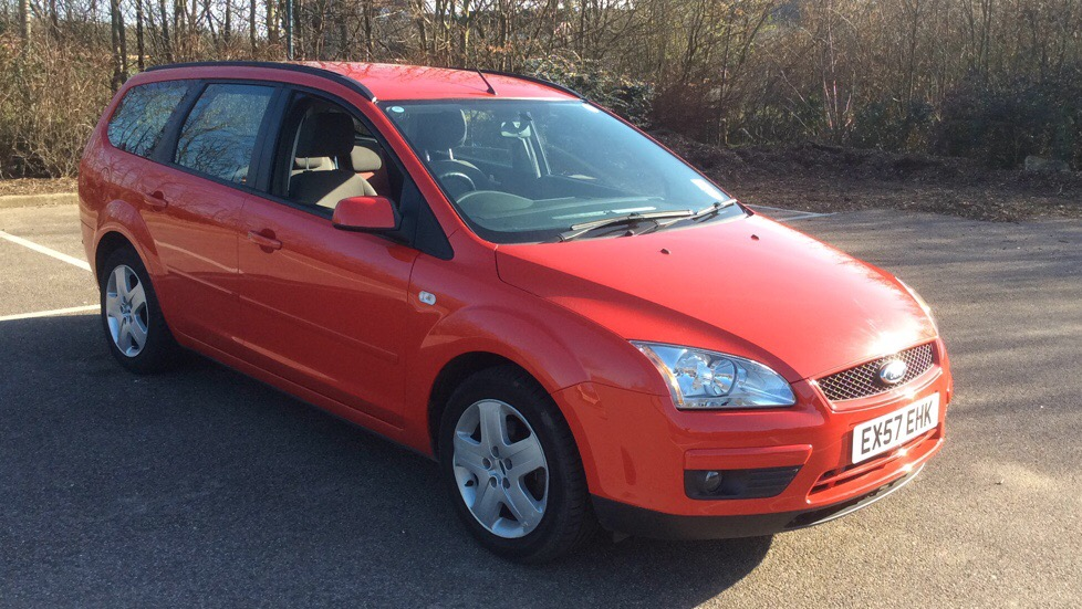 Ford Focus 1.6 Style 5dr Auto Automatic Estate (2007) image