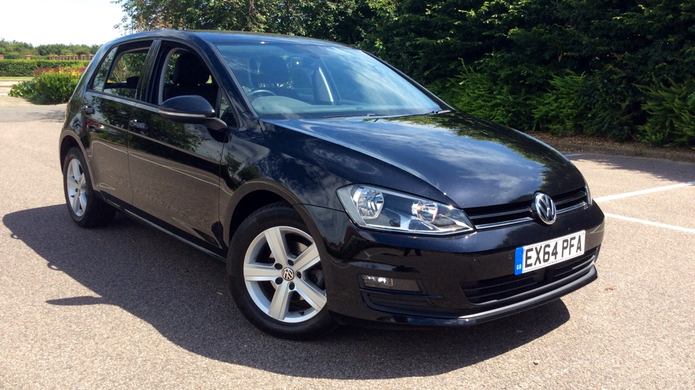 Volkswagen Golf 1.6 TDI 105 Match DSG Diesel Automatic 5 door Hatchback (2014) image