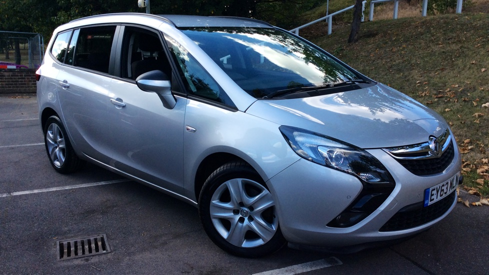 Vauxhall Zafira 1.4T Exclusiv 5dr Automatic Estate (2013) image