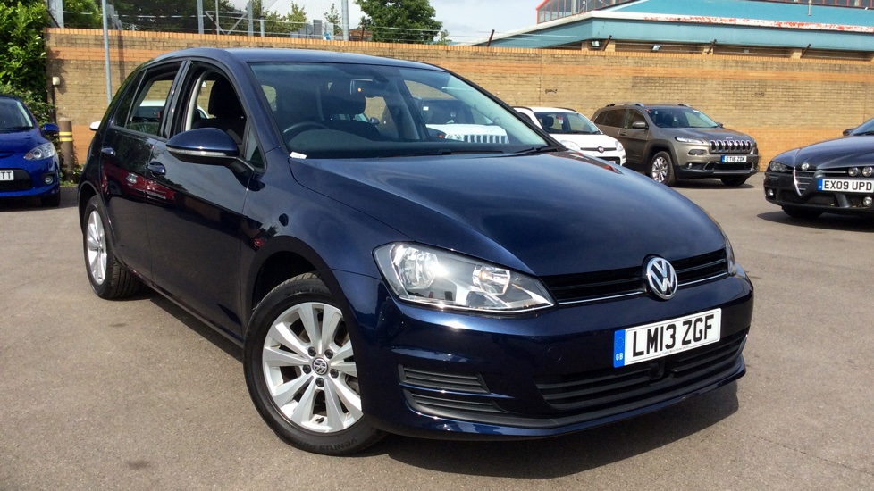 Volkswagen Golf 1.4 TSI SE DSG Automatic 5 door Hatchback (2013) image