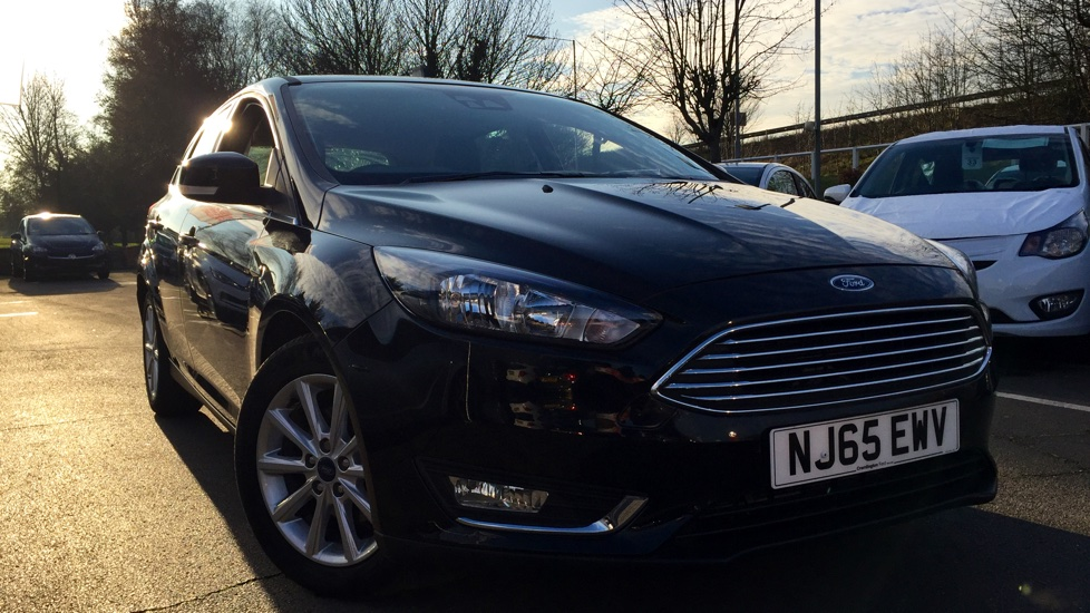 Ford Focus 1.6 125 Titanium Powershift Automatic 5 door Hatchback (2015) image