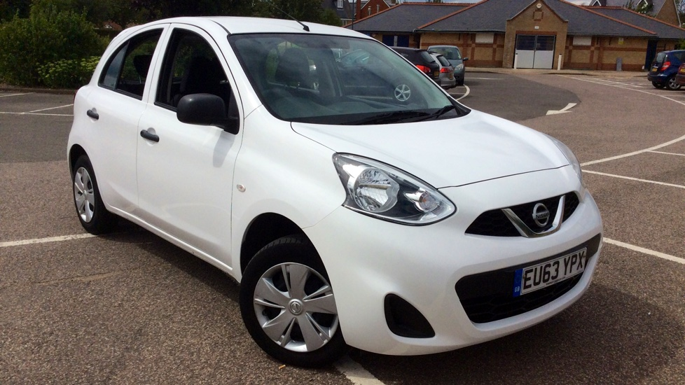 Used Nissan Micra Cars For Sale Motorparks