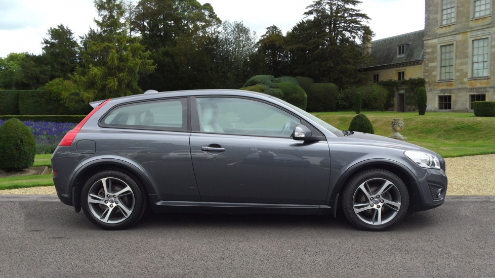 Approved Used C30 1.6D DRIVe (115hp) SE Lux Start/Stop | Volvo Selekt Used Cars