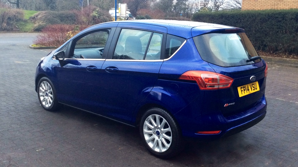 used ford b max tdci titanium 191971012 chorley chorley. Black Bedroom Furniture Sets. Home Design Ideas
