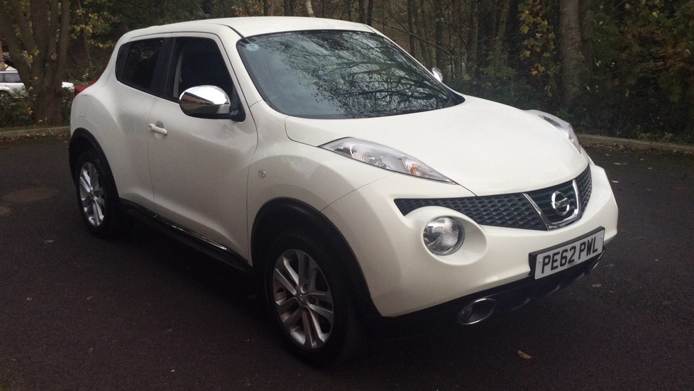 used nissan juke tekna beauty in white was 11000 now 10500 save 500 144481012 chorley chorley. Black Bedroom Furniture Sets. Home Design Ideas
