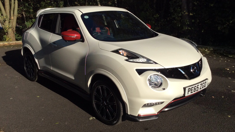 used nissan juke nismo rs dig t end of year clearance was 21995 141511012 chorley chorley. Black Bedroom Furniture Sets. Home Design Ideas