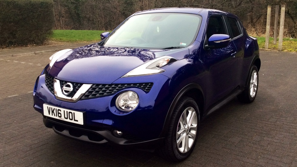 used nissan juke n connecta 194111012 chorley chorley. Black Bedroom Furniture Sets. Home Design Ideas