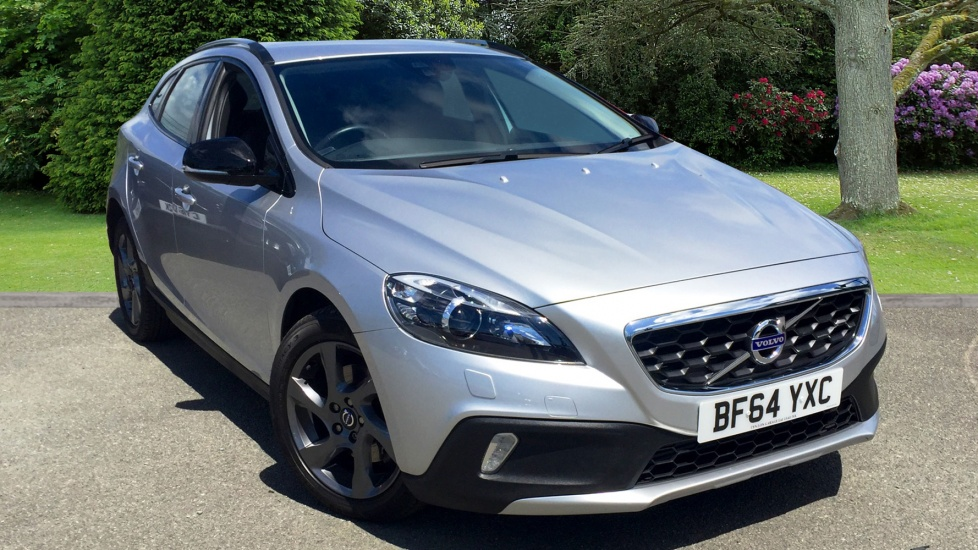 Volvo V40 D2 1.6D Cross Country Lux, Leather Interior, Cruise ...